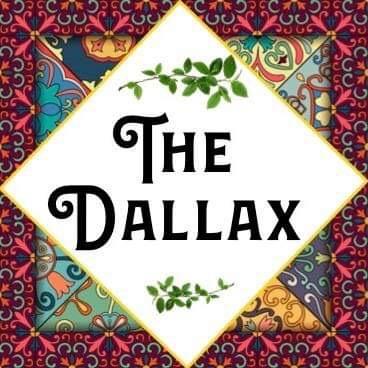 """Logo de notre mariage sur le thème de l'automne """"The Dallax"""""""