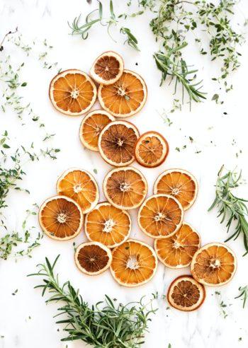 Oranges de noël